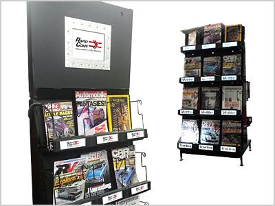 Dynamic Display Racks